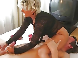 Big Cock Fetish Footjob Handjob MILF