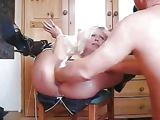 Amateur Crazy Fisting Mature MILF Squirting