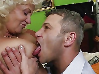 Amateur Big Cock Granny Hot Mature MILF Old and Young Teen