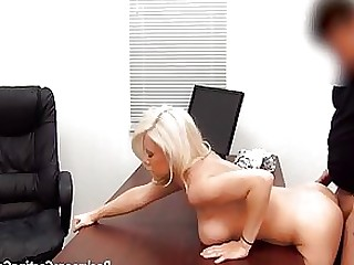 Amateur Anal Ass Blonde Blowjob Casting Couple Fuck