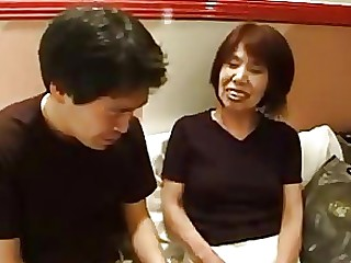 Amateur Granny Japanese Mature Old and Young Teen Uncensored