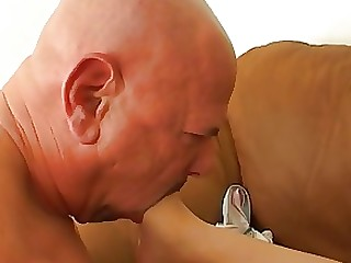 Blowjob Brunette Big Cock Deepthroat Fetish Footjob Huge Cock MILF