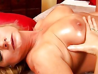 Big Tits Blonde Granny Kitty Masturbation Mature Solo