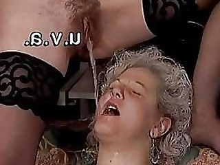Anal Crazy Granny Hot Mature