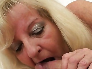 Blonde Blowjob Granny Hardcore Mature Old and Young Ride Teen