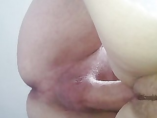 Amateur Anal Ass Fuck Mature Pussy Wife