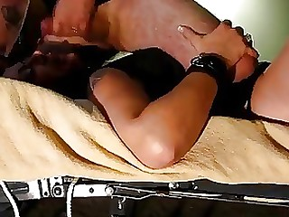 Amateur BDSM Facials Granny Mature Slave Train