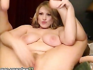 Blonde Chinese BBW Fuck Masturbation MILF Toys Webcam