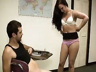 Amateur Ass Brunette Handjob MILF Punished Schoolgirl Teacher