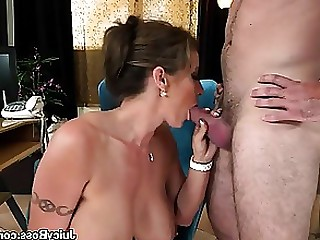 Blowjob Brunette Fuck Housewife MILF Office Pornstar Wife