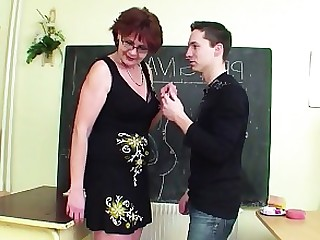 Blowjob Brunette Hardcore HD MILF Pregnant Teacher Teen