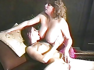 Boobs Brunette Dildo Doggy Style Fuck Kitty Lesbian Licking