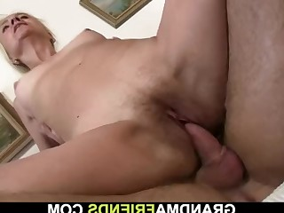 Blonde Friends Granny Mammy Mature MILF Office Pussy