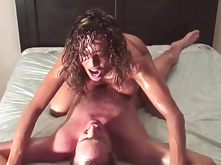 Amateur Big Tits Brunette Big Cock Dolly Fatty Fuck Hardcore