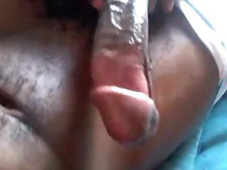 Black Big Cock Cumshot Ebony Handjob Hardcore HD Homemade