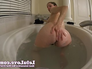 Amateur Ass Bathroom Big Tits Brunette Feet Fetish Foot Fetish