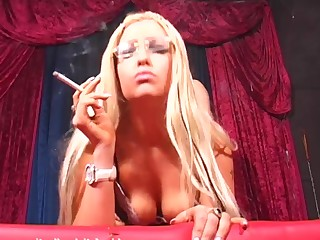 Ass Blonde Fetish Fuck Glasses Kinky Mature Smoking