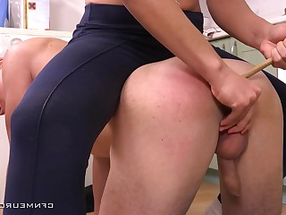 Anal BDSM Blonde Bus Domination Fetish Friends MILF