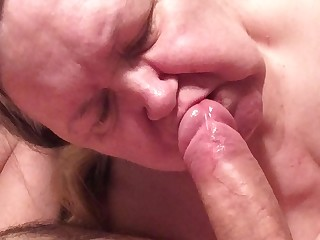 Amateur Blowjob Big Cock Couple Cum Cumshot Deepthroat BBW