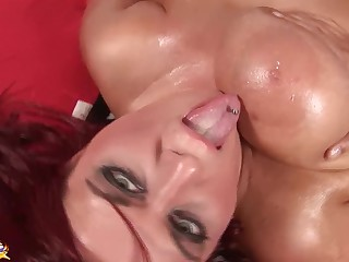 Big Tits Boobs Fuck Gang Bang Hardcore Mammy MILF Monster