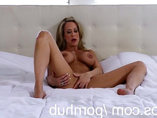 Cumshot Hot Masturbation MILF Pornstar Threesome