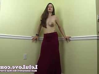 Amateur Ass Big Tits Brunette Dancing Fetish HD Homemade